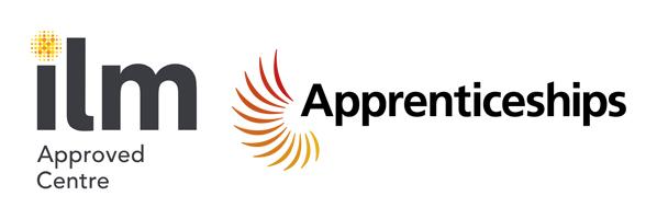 ilm apprenticeships logos